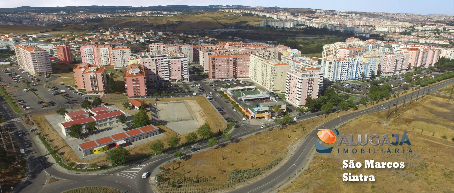 Agência imobiliária sediada há 8 anos na urbanização de São Marcos